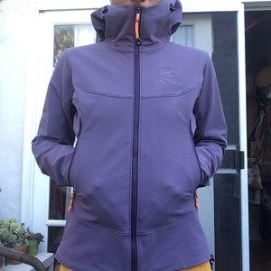 New Arc'teryx Softshell Jacket
